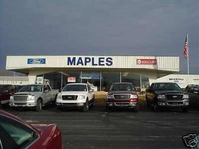 MAPLES FORD