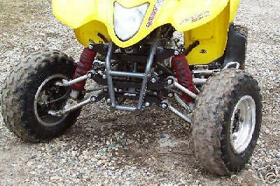 Kit Yamaha Blaster 200 A-arms Widening and Shocks Conv