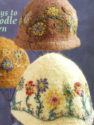 Spin-off magazine winter 2006: silk hankies; fair isle, doodle with yarn