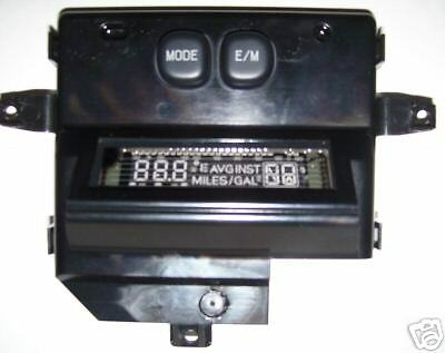 2003 to 2009 Mercury Grand Marquis overhead compass