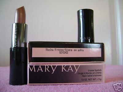 Mary Kay MOCHA FREEZE Lip Stick MOCHAFREEZE New in Box