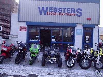 WEBSTERS MOTORCYCLE ACCESSORIES