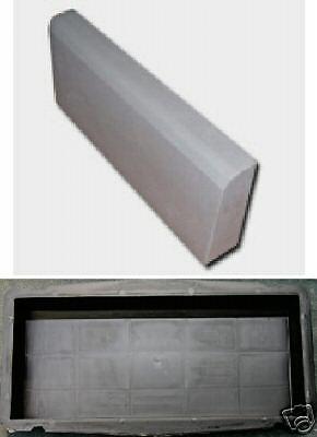 Randsteinform  Nr.380 - Schalungsform zum selber machen
