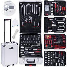 Masko® 725tlg Werkzeugkoffer Werkzeugkasten Werkzeugkiste Werkzeug Trolley Profi