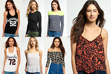 Women's Superdry Tops Selection