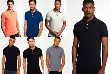 Men's Superdry Polo T-Shirts Selection