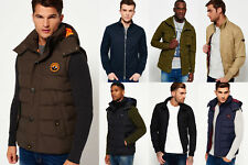 New Mens Superdry Jackets Selection - Various Styles & Colours 1110 1