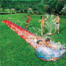 Children Soak & Splash Garden Water Slide with Sprinkler