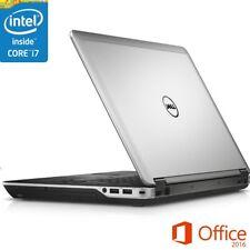 """Dell Latitude Business Grade E6440 14"""" (Intel Core i7 4th, 1TB SSHD, 8GB, DVD/RW"""