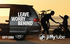 Buy a $60 Jiffy Lube Gift Card and Save $12 (20% off)- Via Email delivery