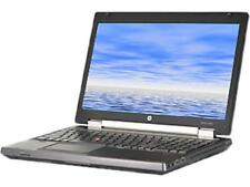 "HP 8570p 15.6"" Grade B Laptop Intel Core i5 3rd Gen 3210M (2.50 GHz) 320 GB HDD"