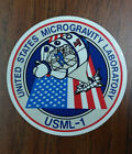 NASA Space Shuttle Microgravity Laboratory USML-1 Stickers